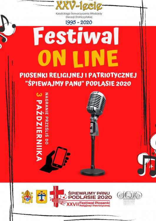 """XXVII FPRiP """"Śpiewajmy Panu"""" Podlasie 2020"""